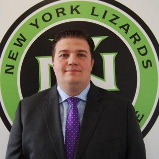 Ep. 646 - Jason Velez (VP of Ticket Sales, NY Lizards)