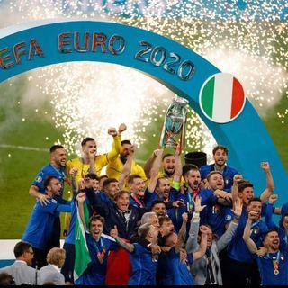 Italia Campione d'Europa: Il tributo alla nazionale che trionfa a Wembley