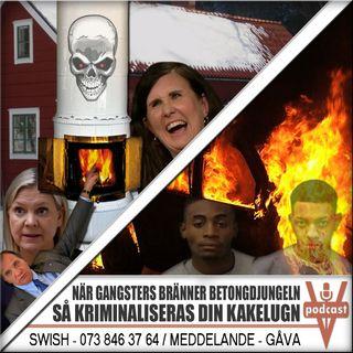 NÄR GANGSTERS BRÄNNER BETONGDJUNGELN - SÅ KRIMINALISERAS DIN KAKELUGN