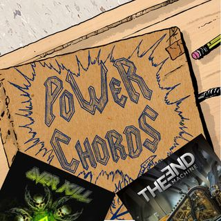 Power Chords Podcast: Track 36--Overkill and The End Machine