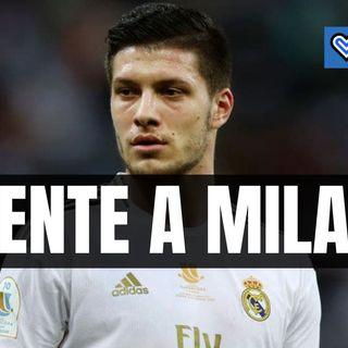 Calciomercato Inter, l'ag. di Jovic a Milano: la situazione