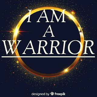 I AM A VICTORIOUS AND CONFIDENT WARRIOR - ALPHA AFFIRMATIONS