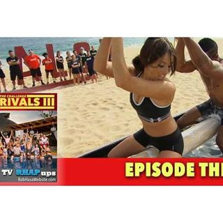 MTV Challenge | Rivals 3 Episode 3