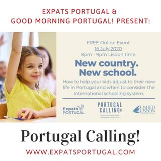 Portugal Calling: New country. New school.