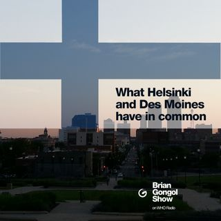 What Helsinki and Des Moines have in common