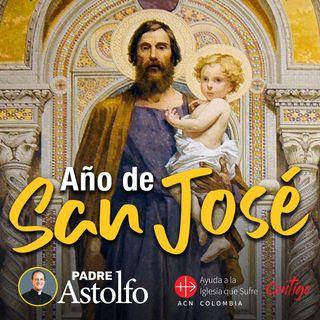 San José en la vida de Santa Teresa de Ávila