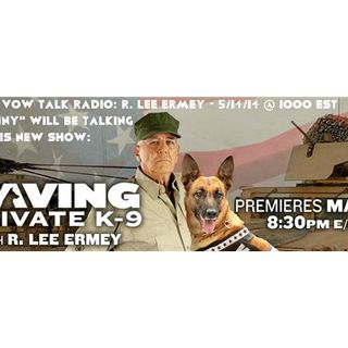 R. Lee Ermey Talks About His New Show, Saving Private K-9