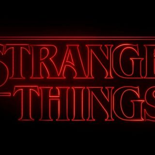 Podcast 8 - Stranger Things.