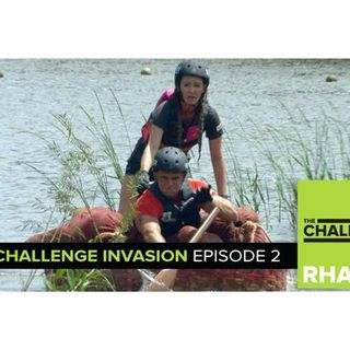 MTV Reality RHAPup | The Challenge Invasion Episode 2 RHAPup