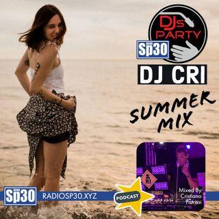 #djsparty - Summer MIX - ST.2 EP.45
