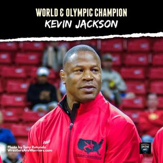 World and Olympic Champion Kevin Jackson - OTM 607