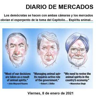 DIARIO DE MERCADOS Viernes 8 Enero