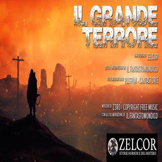 Audiolibro - Il Grande Terrore - Zelcor Storie Horror