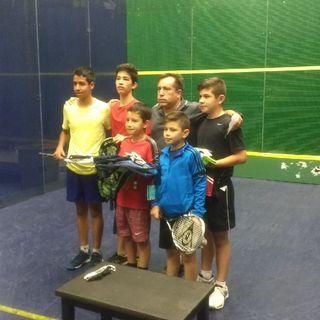 Resultados De La Primera Semana Torneo Delta.
