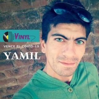 Cantante Yamil venció el COVID-19
