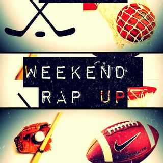 "Weekend Rap Up Ep. 123 - ""#4To1 or #GoHoos?"""