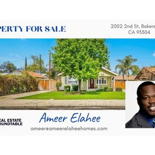 Listing Update with Ameer Elahee: Property FOR SALE