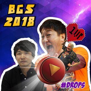 1UP Drops #38 Esquenta BGS 2018