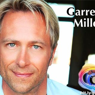 Meet A Blond Jesus - Garrett Miller ~ Singer ~ Author ~ Producer