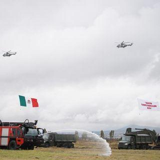 Inicia construcción de Aeropuerto General Felipe Ángeles