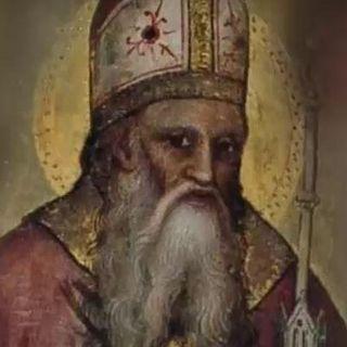 San Ernesto, abad y mártir