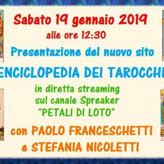Enciclopedia dei Tarocchi - Presentazione del nuovo sito