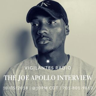 The Joe Apollo Interview.