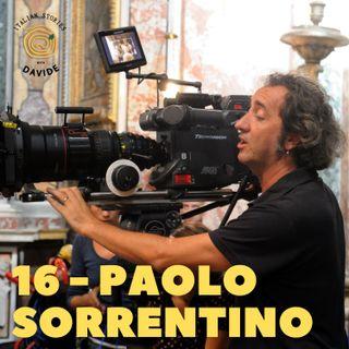 16 - Paolo Sorrentino