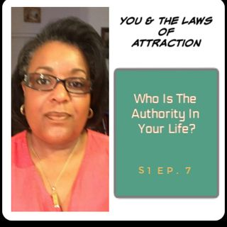 Who Is The Authority In Your Life?