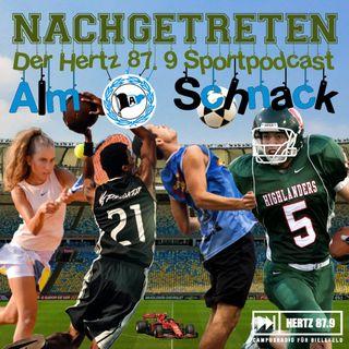 Almschnack #3: Hertha, Bundestrainer und das DFB-Schiff auf dem Weg Richtung Eisberg