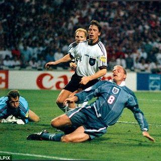 Euro 2016 PREVIEW. What if Gascoigne Scored?