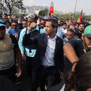 """¿ES GUAIDÓ """"EL SALVADOR"""" DE VENEZUELA?"""