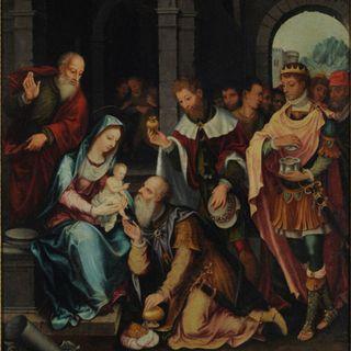 La Epifanía de los Reyes Magos
