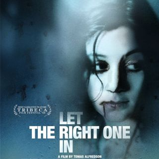 110 - Let the RIght One Review - featuring Heather Loves Horror