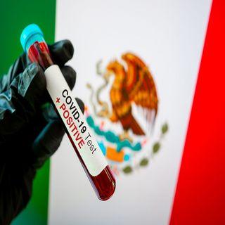 México reporta 104 mil 963 casos activos de Covid-19