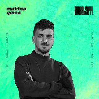 Intervista Matteo Roma #RIMBALZATI