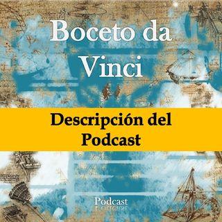 Descripción del podcast.