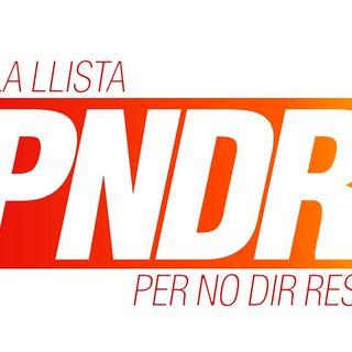La llista del PNDR