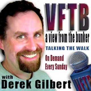 VFTB Live: Jim Barfield and Chris Knight - The Copper Scroll