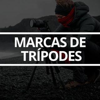 147. Marcas de trípodes para fotografía