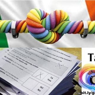 Celebrating Ireland's Historic YES Vote