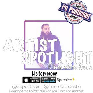 Artist Spotlight - Interstate Snake