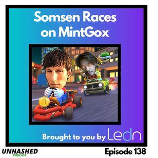 Somsen Races on MintGox