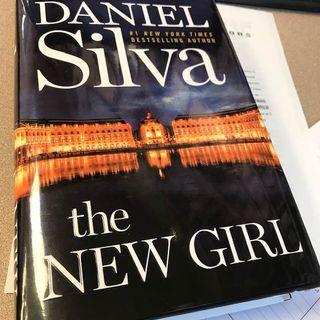 Daniel Silva- New Girl