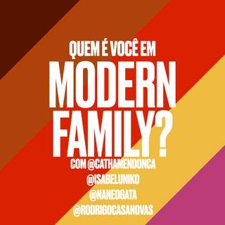 PAVE 04 - Agosto: Quem é você em Modern Family?