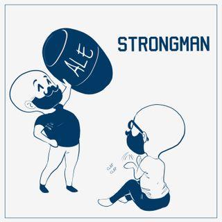 Anatomia di uno strongman