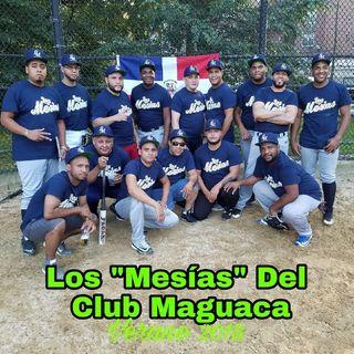Los Mesías Del Club Maguaca