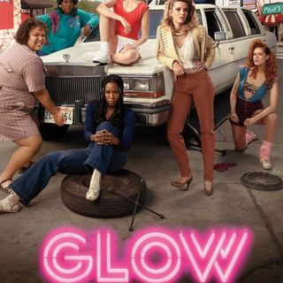 TV Party Tonight: GLOW Season 2 Review (Netflix, 2018)