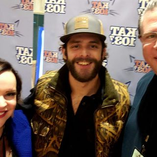 CMA Interview-Thomas Rhett