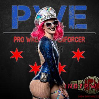 Chicago Women's Wrestler Jay Raves Pro Wrestling Enforcer Podcast Interview